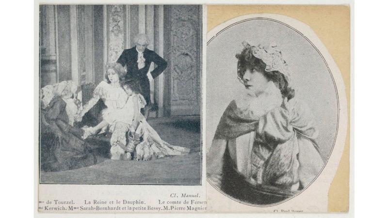 'Varennes' with Sarah Bernhardt Zzz9-410