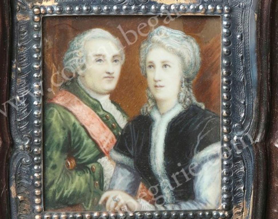 Vente de Souvenirs Historiques - aux enchères plusieurs reliques de la Reine Marie-Antoinette - Page 7 Zzz9-511
