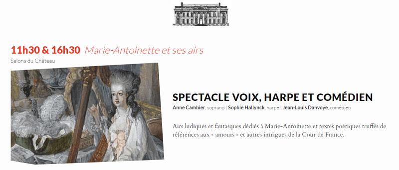 Marie‑Antoinette et ses airs Zzzzzz13