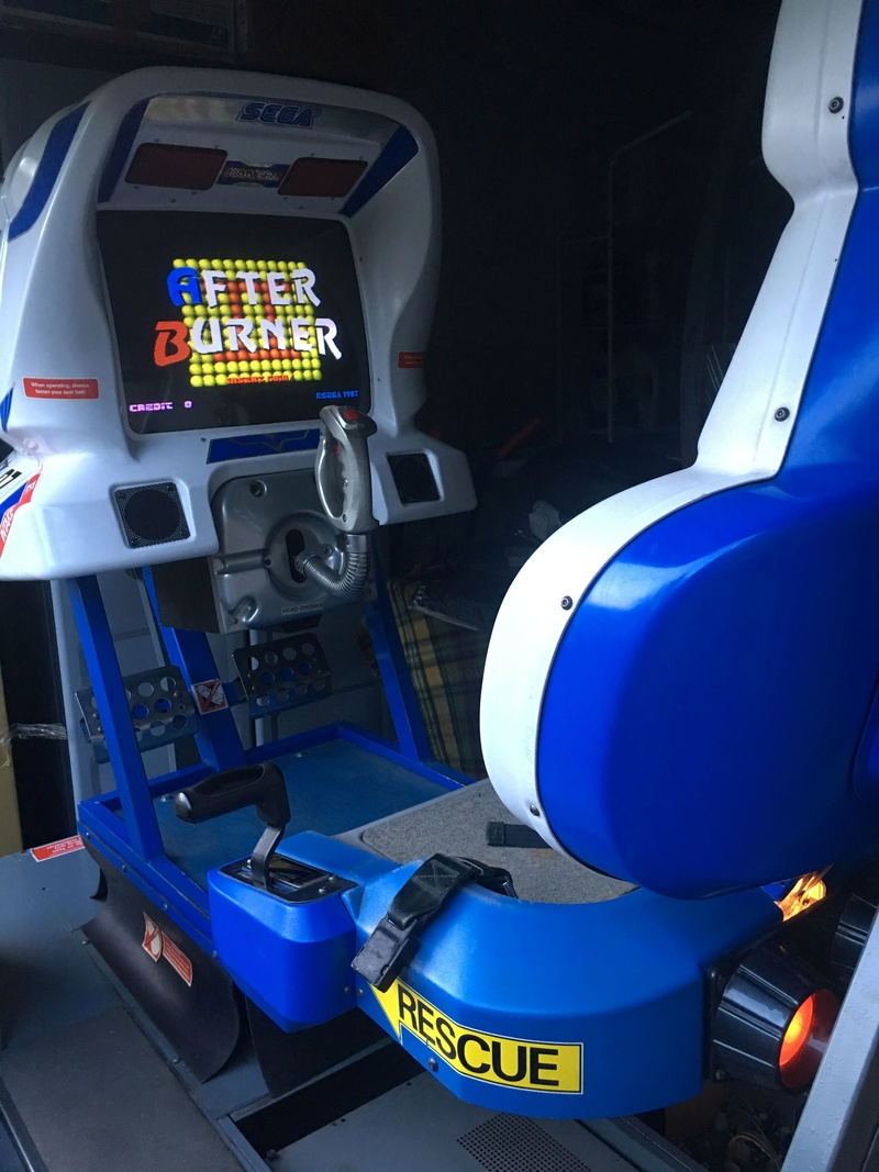 [Echange] After Burner Commander Sega 22ca6410
