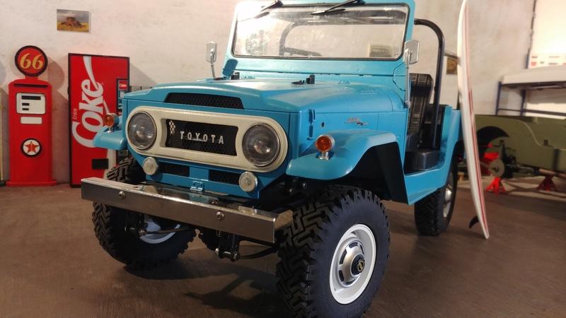 Toyota FJ40 1963 - Page 4 20180411