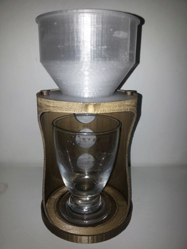 Spiral Vortex pour eau énergétisée 20180510