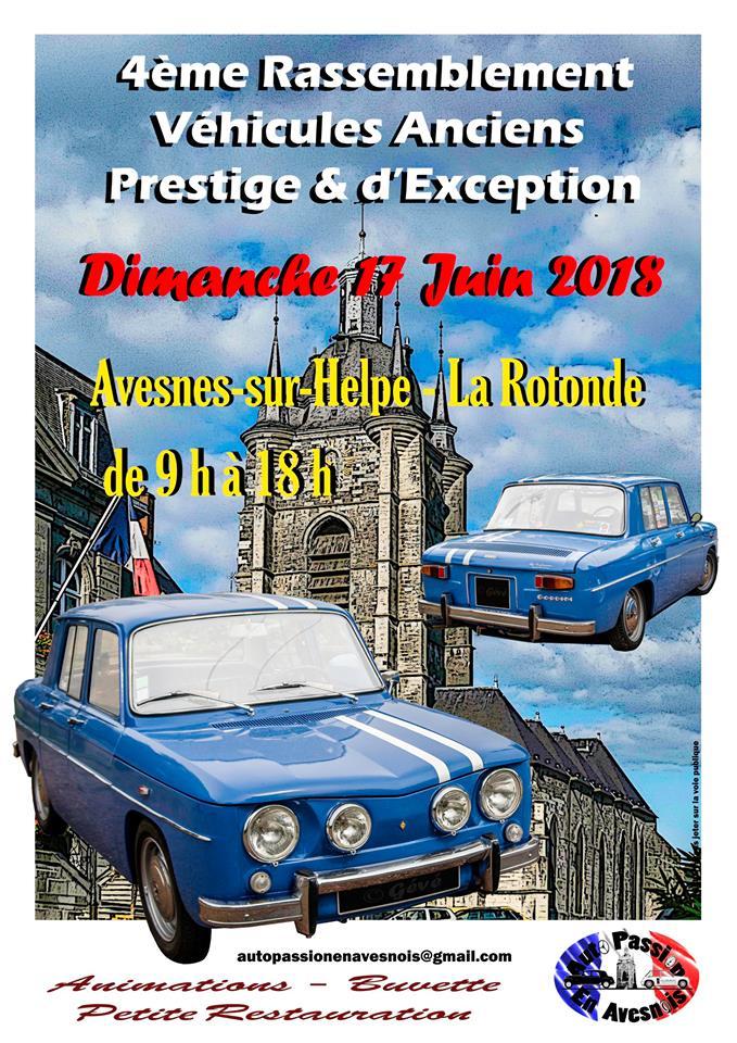 4ème rassemblement de véhicules anciens, Prestige et Exception 27336810