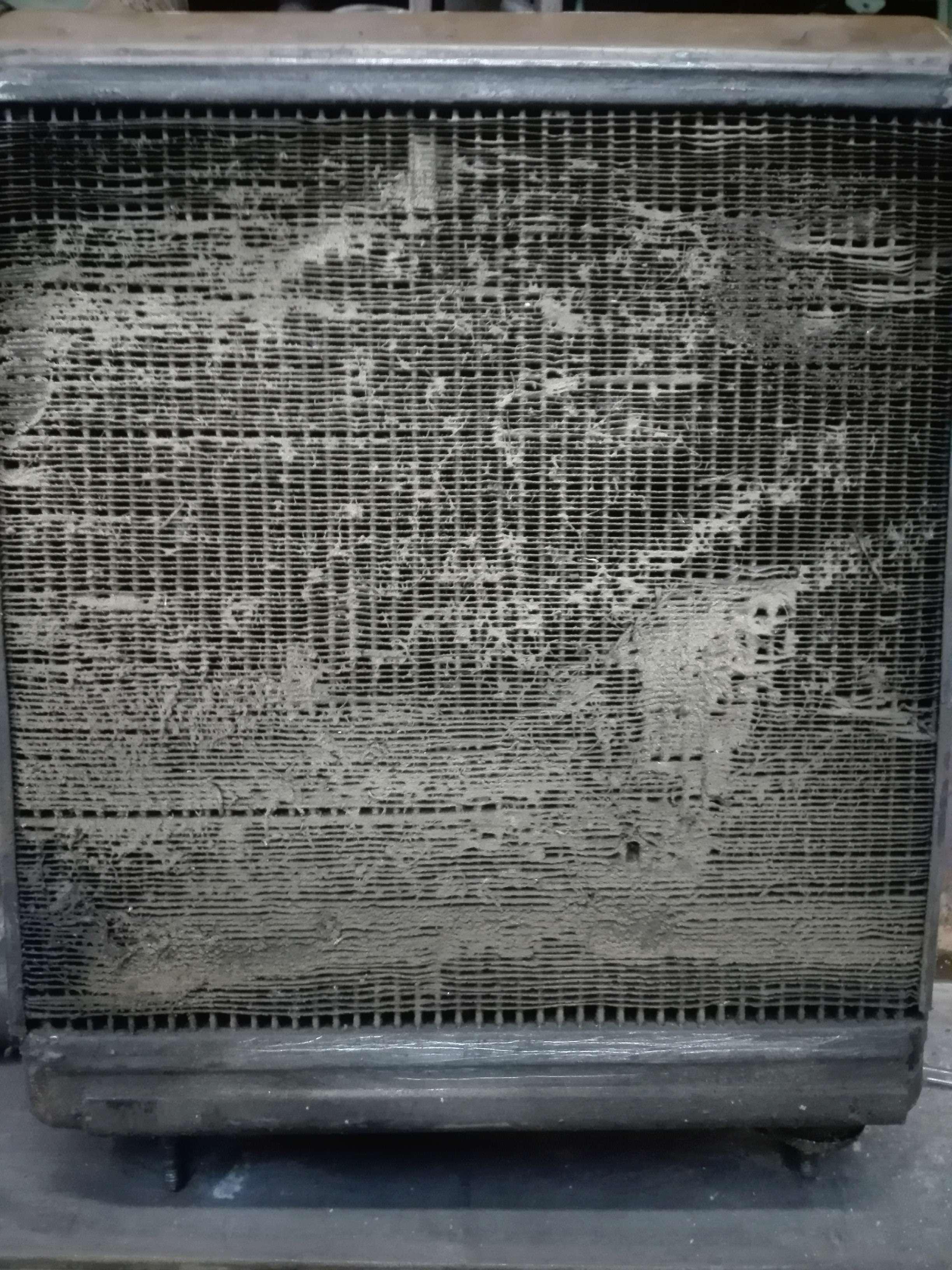 Comment nettoyer un radiateur Img_2059