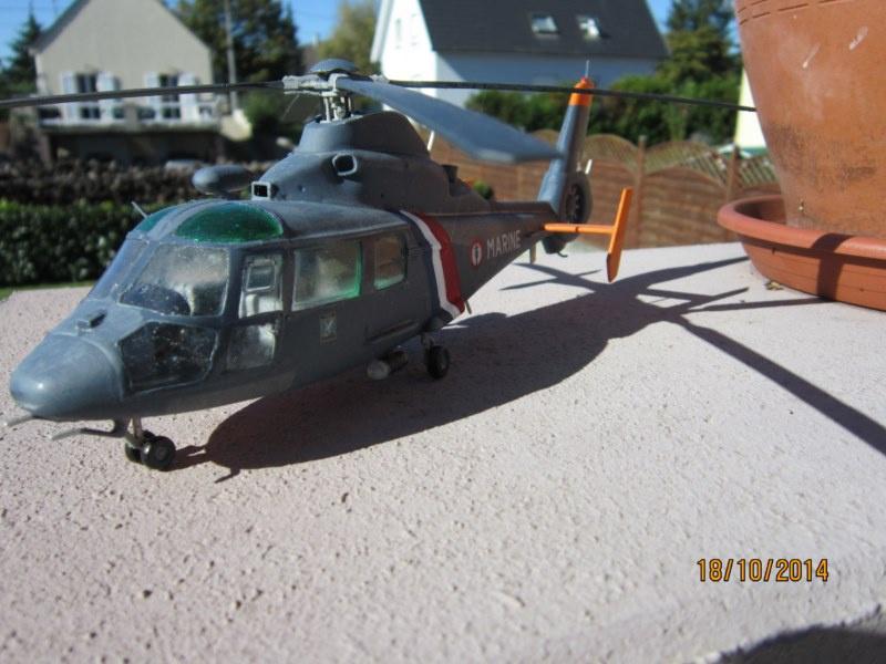 SA.365F/AS.565SA Dauphin II (1/48° de Kitty Hawk) 12021310