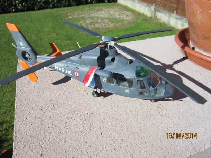 SA.365F/AS.565SA Dauphin II (1/48° de Kitty Hawk) 66931010