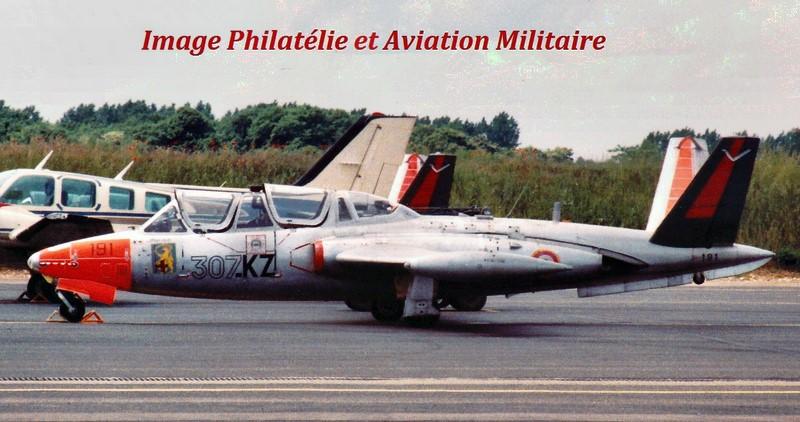 Fouga Cm170 magister (1/48° de Wingman models) N° 2 (fini avec photos) Aulnat10