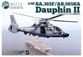 SA.365F/AS.565SA Dauphin II (1/48° de Kitty Hawk) Images10