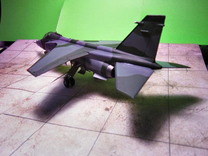 """Jaguar """"A"""" appui tactique [1/50° de Heller]  voila il est Fini les photos(tof faites dehors en plus) - Page 2 Img_6107"""