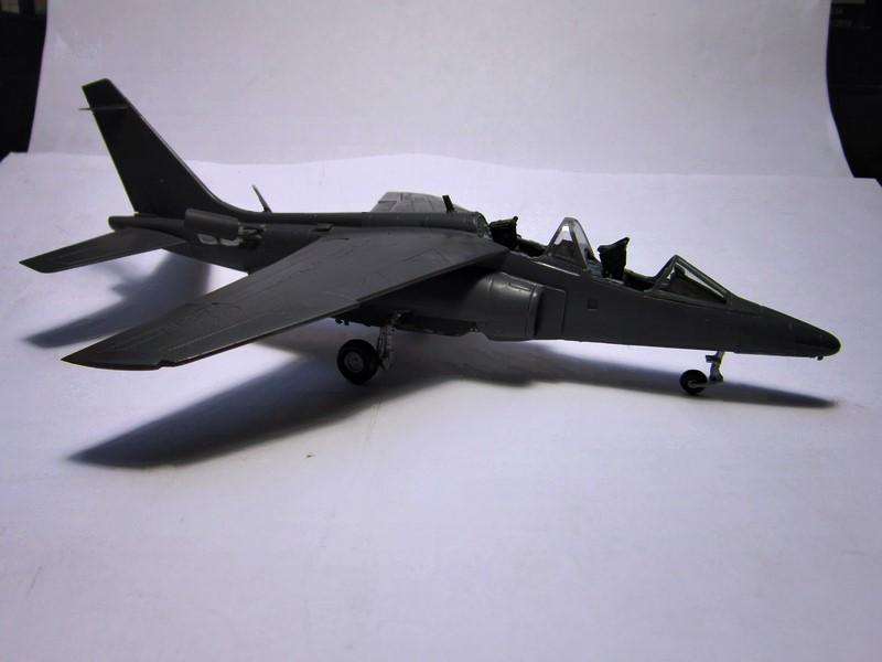 ( Kinetic ) Alpha-jet A/E   1/48 *** Terminé en pg 2 *** - Page 2 Img_6139