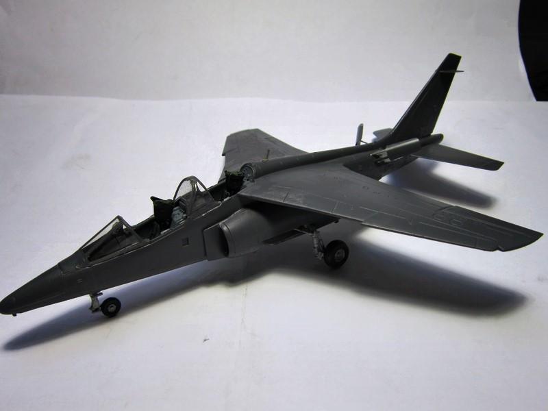( Kinetic ) Alpha-jet A/E   1/48 *** Terminé en pg 2 *** - Page 2 Img_6140