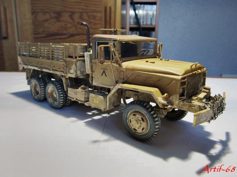 M-925 US 5t truck 6x6 [1/35° de Italeri] - Arabie Saoudite 1991 Img_6238