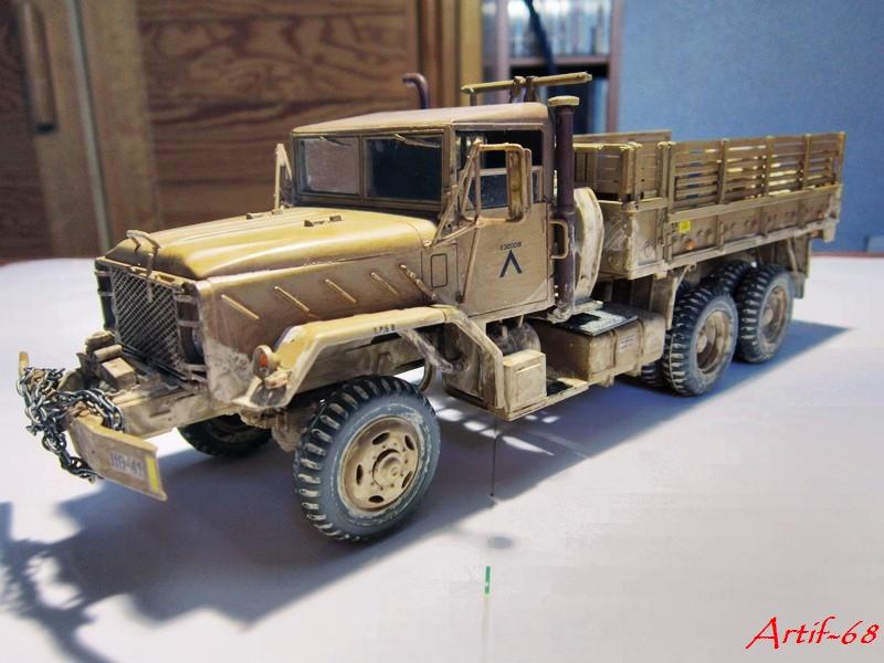 M-925 US 5t truck 6x6 [1/35° de Italeri] - Arabie Saoudite 1991 Img_6239