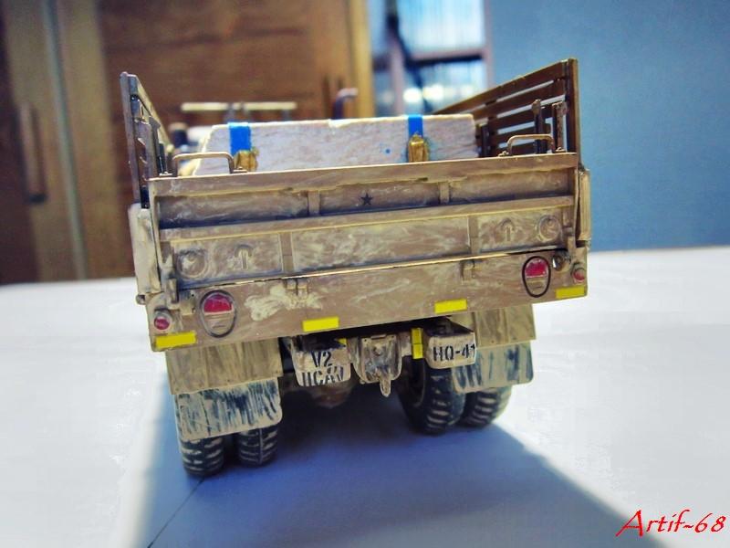 M-925 US 5t truck 6x6 [1/35° de Italeri] - Arabie Saoudite 1991 Img_6240