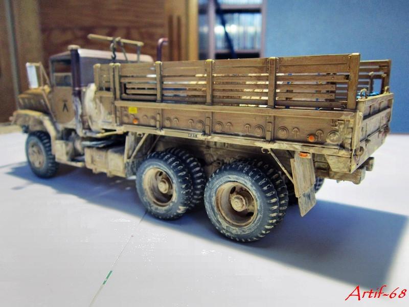 M-925 US 5t truck 6x6 [1/35° de Italeri] - Arabie Saoudite 1991 Img_6241