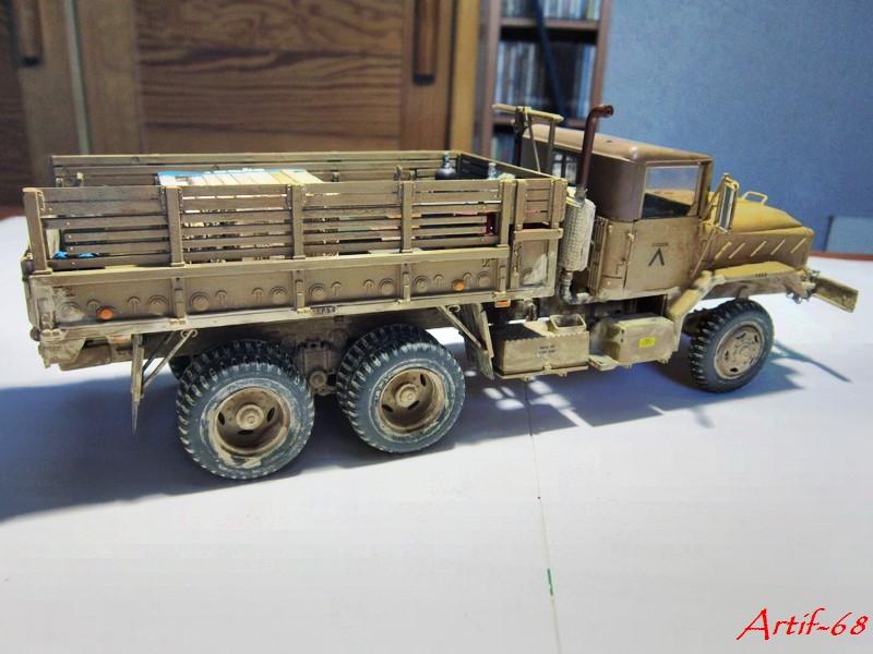M-925 US 5t truck 6x6 [1/35° de Italeri] - Arabie Saoudite 1991 Img_6242
