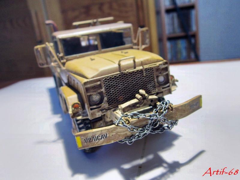 M-925 US 5t truck 6x6 [1/35° de Italeri] - Arabie Saoudite 1991 Img_6244
