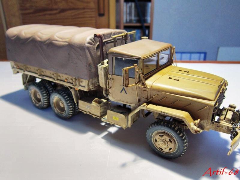 M-925 US 5t truck 6x6 [1/35° de Italeri] - Arabie Saoudite 1991 Img_6246