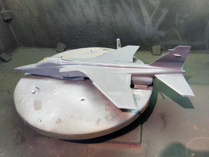 """Jaguar """"A"""" appui tactique [1/50° de Heller]  voila il est Fini les photos(tof faites dehors en plus) - Page 2 Img_6290"""