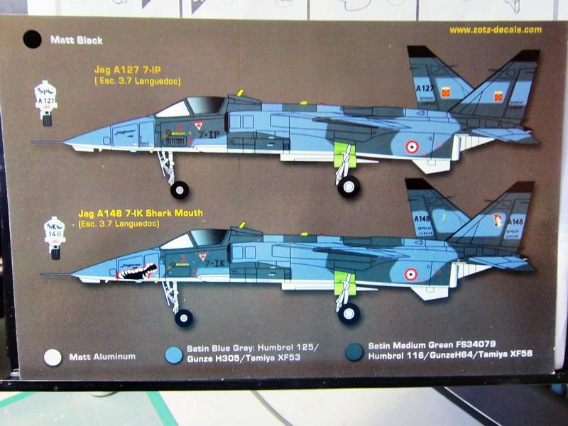 """Jaguar """"A"""" appui tactique [1/50° de Heller]  voila il est Fini les photos(tof faites dehors en plus) - Page 2 Img_6370"""