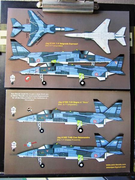 """Jaguar """"A"""" appui tactique [1/50° de Heller]  voila il est Fini les photos(tof faites dehors en plus) - Page 2 Img_6371"""