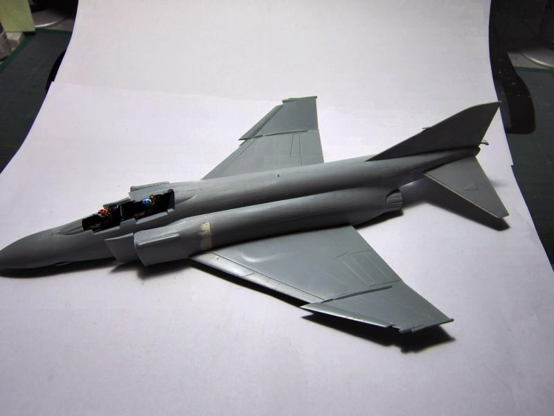 F-4S Navy Phantom de Italeri au 48° (rajout des photos du dio fini) Img_6465