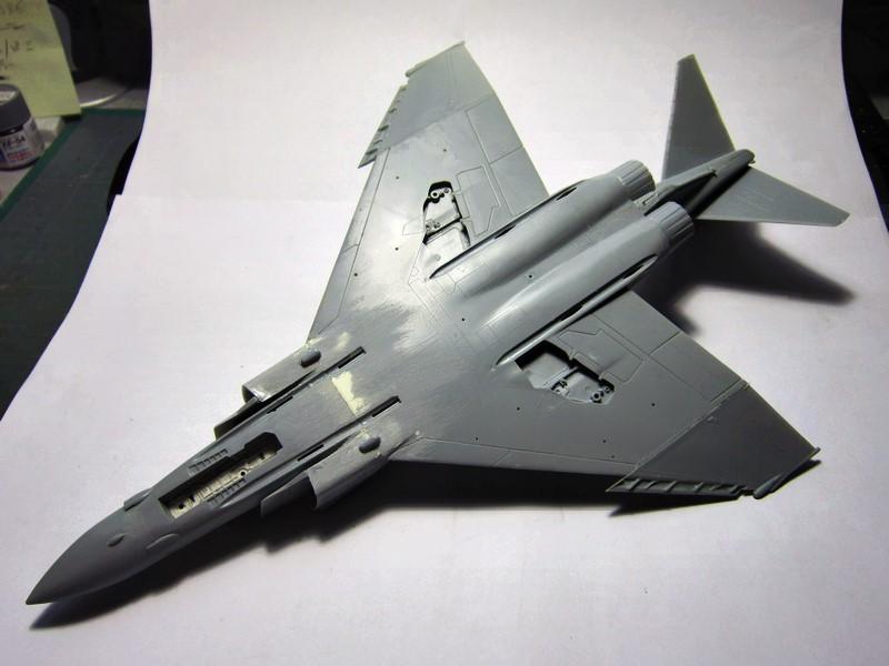 F-4S Navy Phantom de Italeri au 48° (rajout des photos du dio fini) Img_6468
