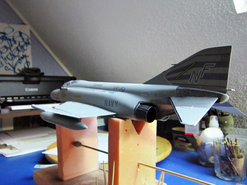 F-4S Navy Phantom de Italeri au 48° (rajout des photos du dio fini) Img_6478