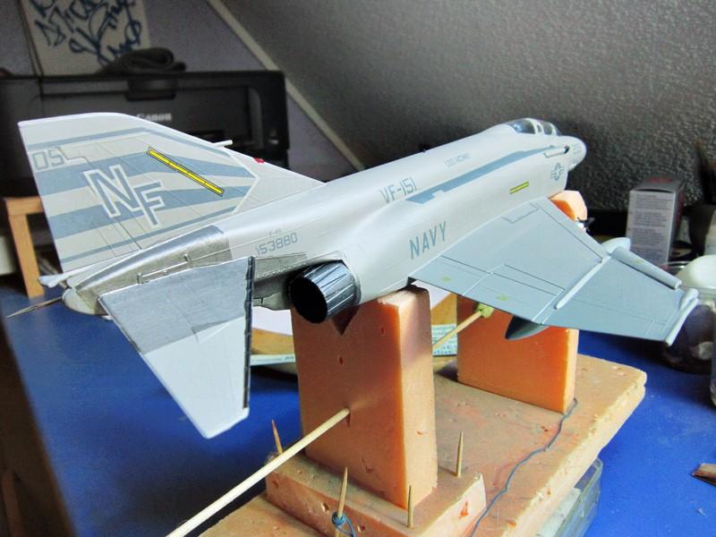 F-4S Navy Phantom de Italeri au 48° (rajout des photos du dio fini) Img_6479