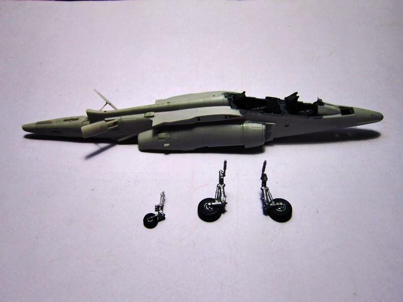 ( Kinetic ) Alpha-jet A/E   1/48 *** Terminé en pg 2 *** - Page 2 Img_6594