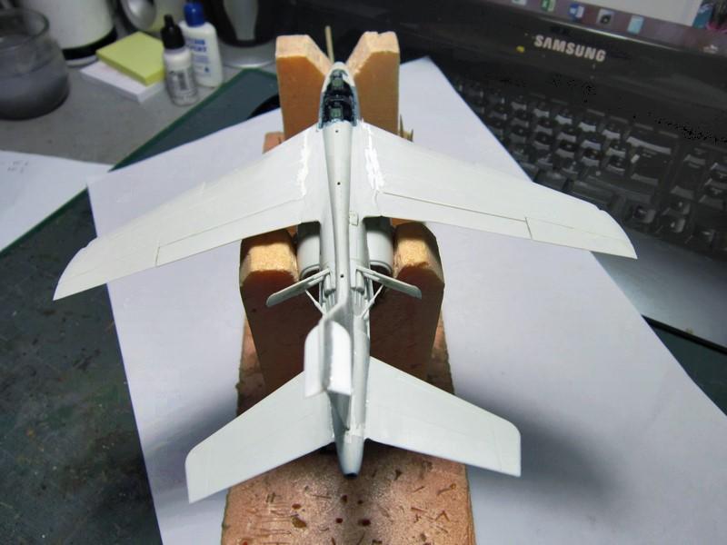 ( Kinetic ) Alpha-jet A/E   1/48 *** Terminé en pg 2 *** - Page 2 Img_6596