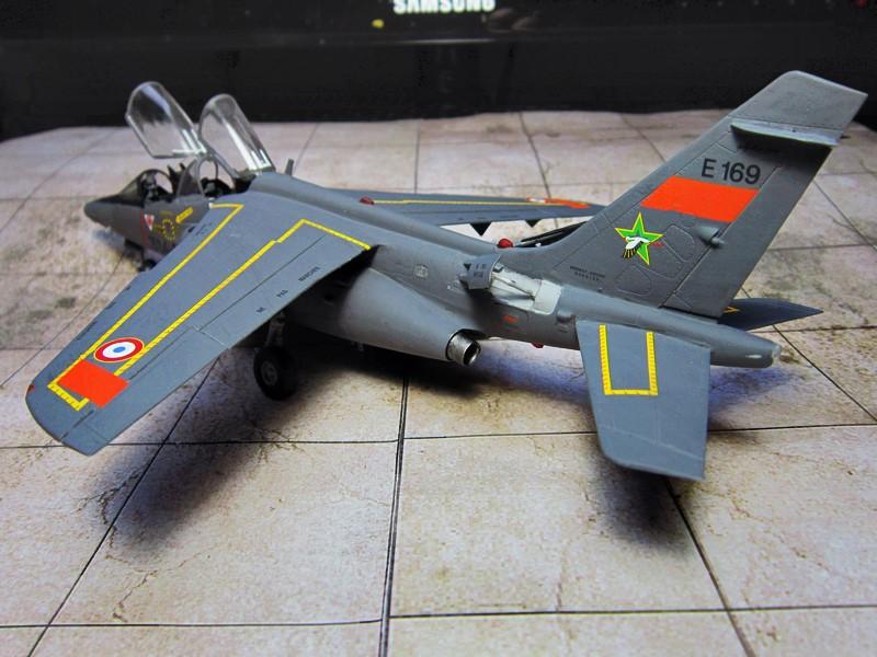 ( Kinetic ) Alpha-jet A/E   1/48 *** Terminé en pg 2 *** - Page 2 Img_6630