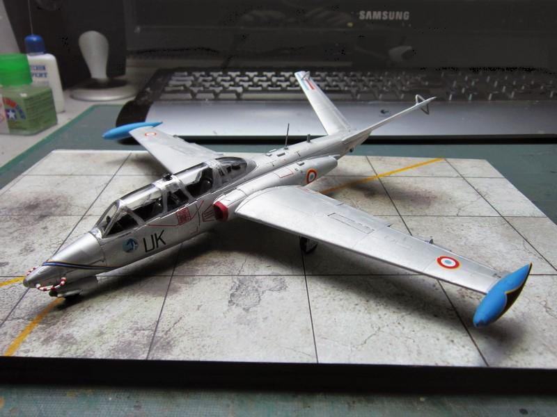 Fouga Cm170 magister (1/48° de Wingman models) N° 1 Img_6656
