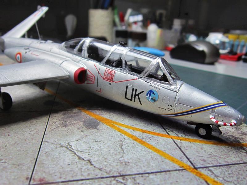 Fouga Cm170 magister (1/48° de Wingman models) N° 1 Img_6657