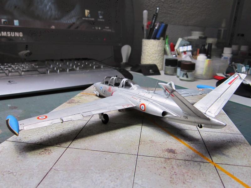 Fouga Cm170 magister (1/48° de Wingman models) N° 1 Img_6658