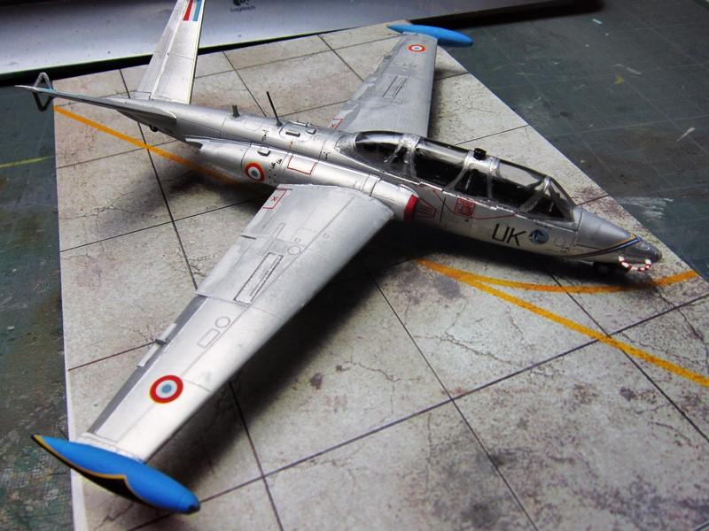 Fouga Cm170 magister (1/48° de Wingman models) N° 1 Img_6659