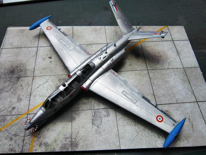 Fouga Cm170 magister (1/48° de Wingman models) N° 1 Img_6660