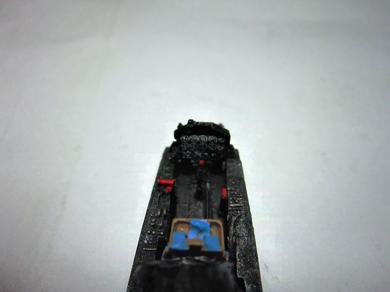 Fouga Cm170 magister (1/48° de Wingman models) N° 2 (fini avec photos) Img_6715