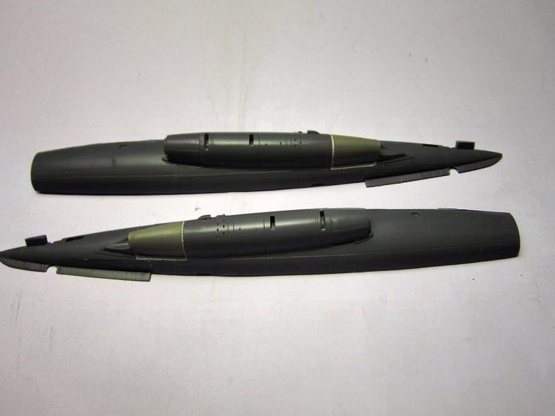Fouga Cm170 magister (1/48° de Wingman models) N° 2 (fini avec photos) Img_6719