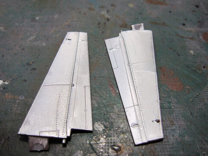 Fouga Cm170 magister (1/48° de Wingman models) N° 2 (fini avec photos) Img_6734