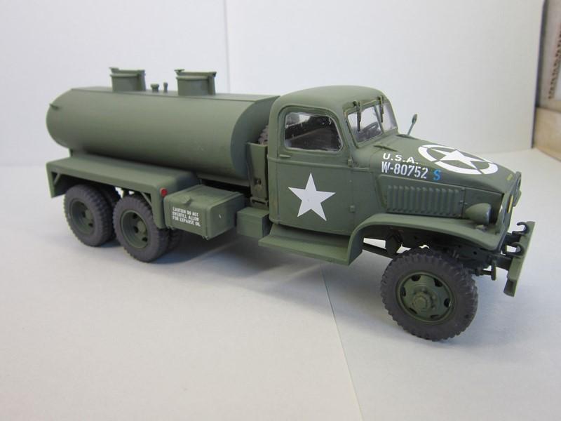 GMC Water tank truck (1/35 de Italeri) Img_6821