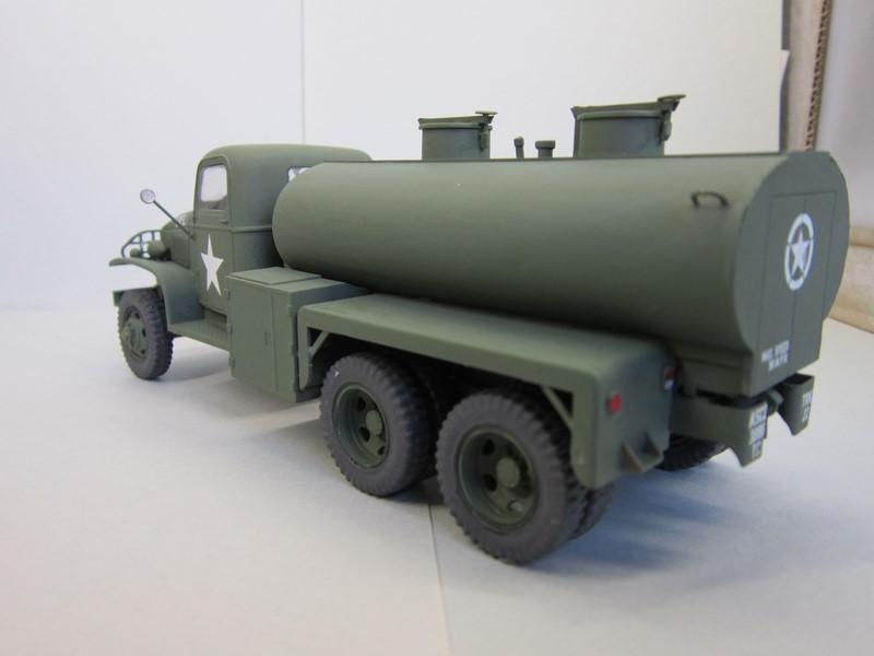 GMC Water tank truck (1/35 de Italeri) Img_6823