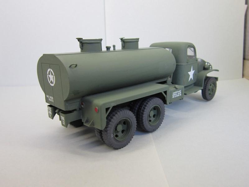 GMC Water tank truck (1/35 de Italeri) Img_6825