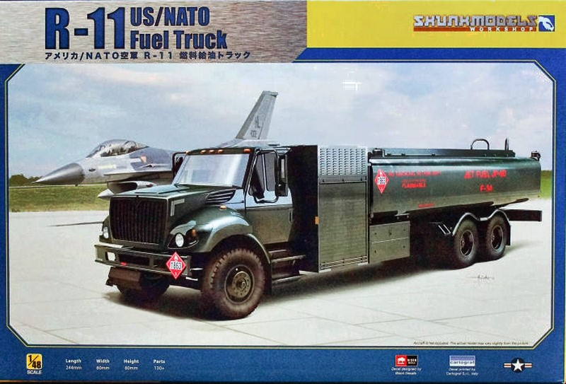 R-11 US/NATO Fuel truck [1/48° de SKUNKMODELS Skunk_10
