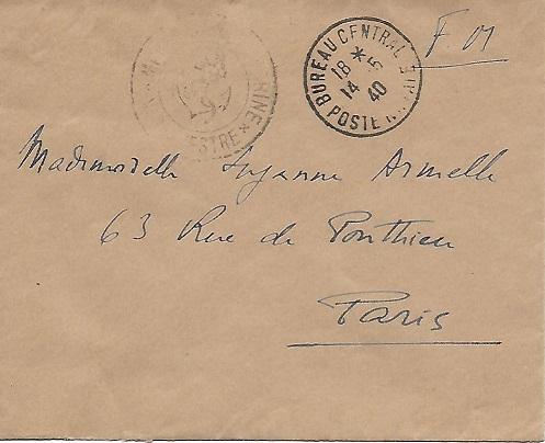 Bureau Central de la Poste Navale (B.C.P.N) Centra10