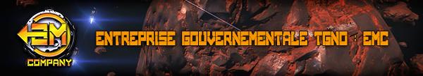 Entreprise gouvernementale TGNO ( EMC )
