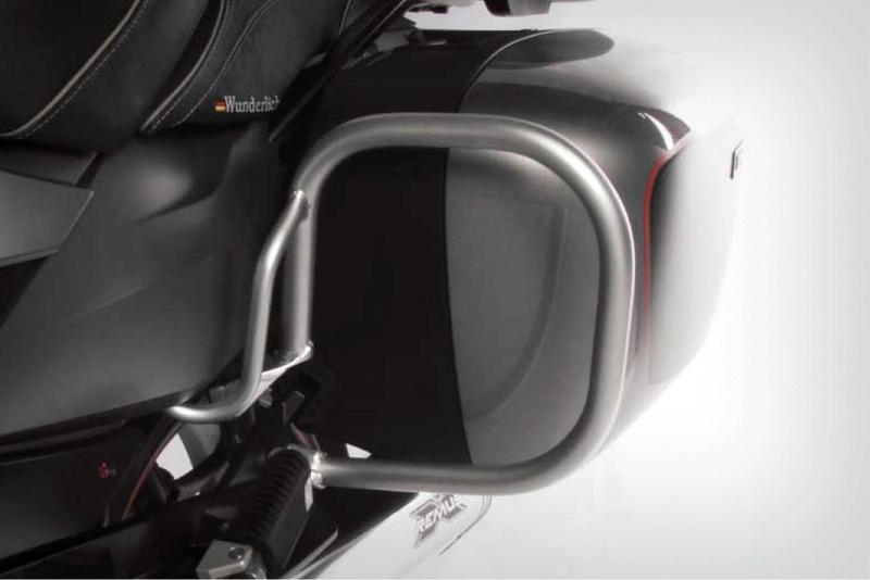 (VENDU) Arceaux de protection de coffres BMW 1200RT 20450-10