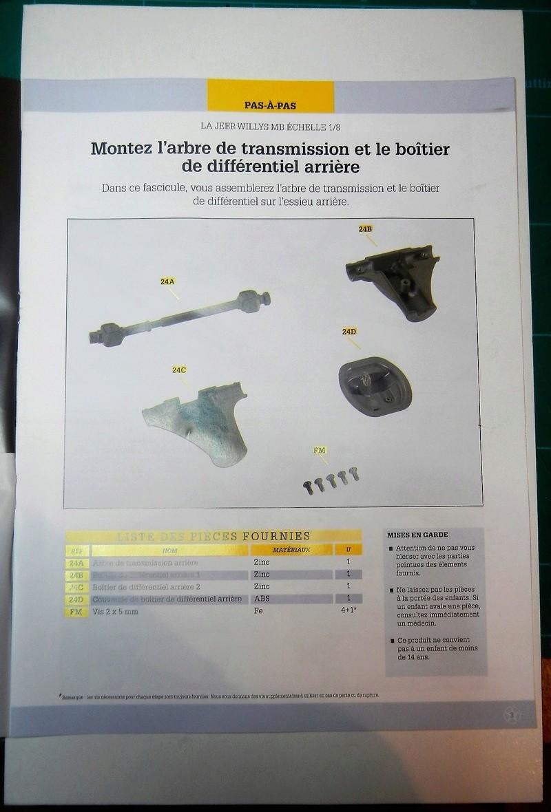 Jeep Willys - 1/8ème - Ed. Hachette - Construction par Glénans (Partie 1) - Page 5 Dscn6852