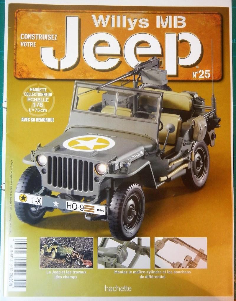 Jeep Willys - 1/8ème - Ed. Hachette - Construction par Glénans (Partie 1) - Page 5 Dscn6854