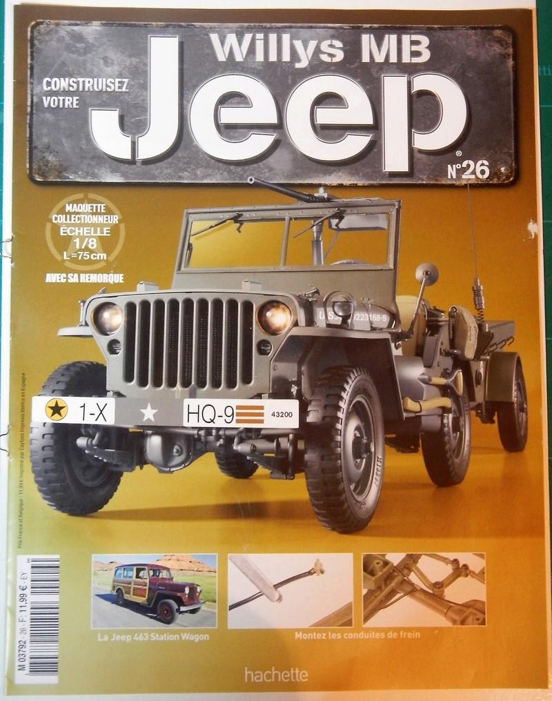 Jeep Willys - 1/8ème - Ed. Hachette - Construction par Glénans (Partie 1) - Page 5 Dscn6857